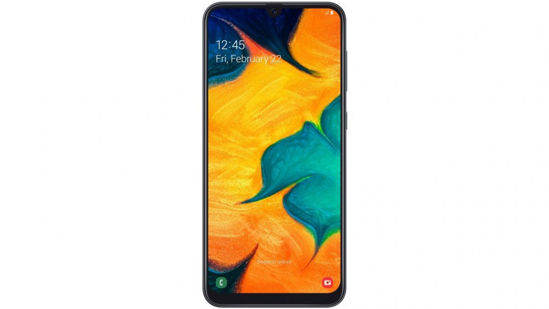 Imagine Samsung Galaxy A30