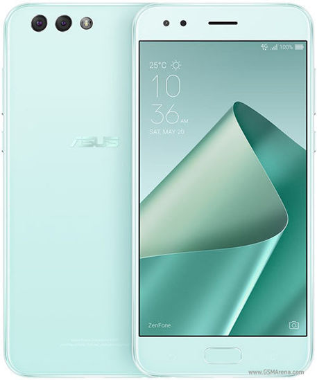 Imagine Asus Zenfone 4