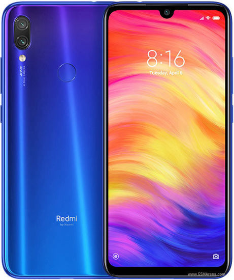 Imagine Xiaomi Redmi Note 7 Pro