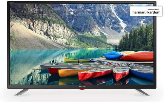Imagine Sharp LC-40FI5342KF 40 Inch Full HD LED Smart