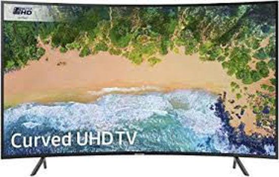 Imagine Samsung UE65NU7300 65-Inch Curved 4K Ultra HD