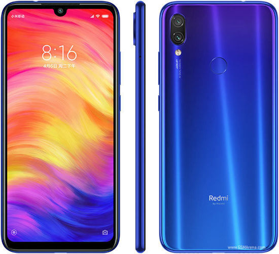 Imagine Xiaomi Redmi Note 7