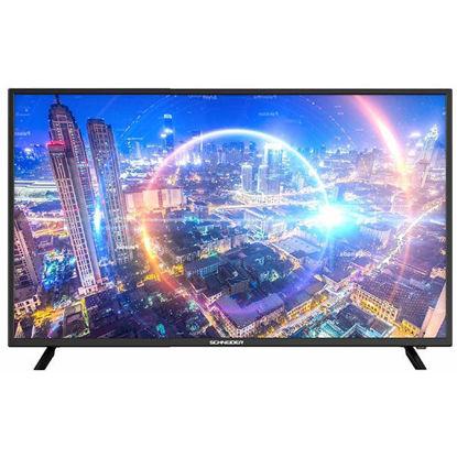 Imagine Schneider Smart TV  LED50-SC760K 4K 127cm