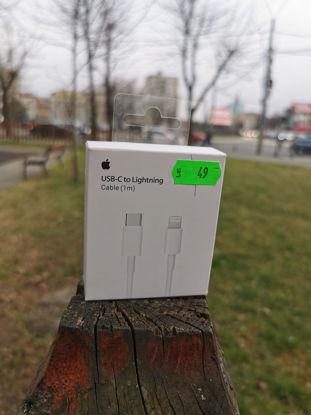 Imagine Cablu USB-C to Lightning