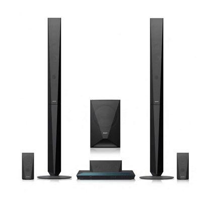 Imagine Sistem Home Cinema 5.1 cu Blu-ray 3D Sony BDVE4100